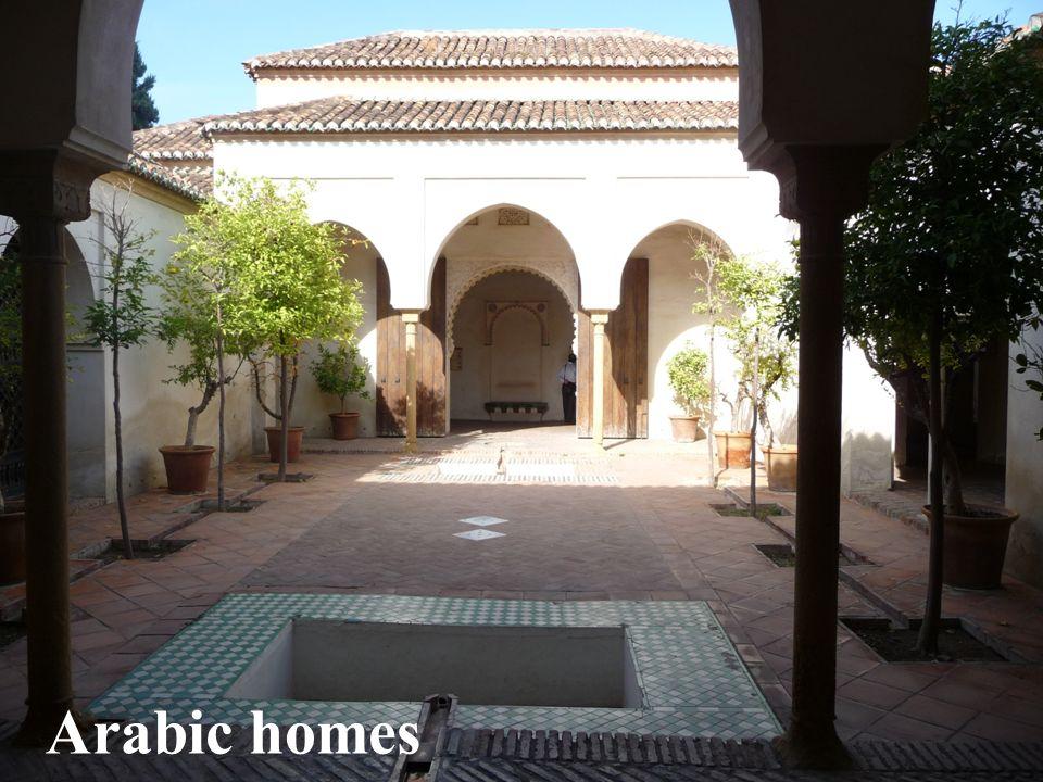 Arabic homes
