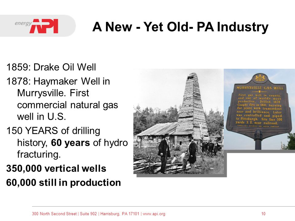 A New - Yet Old- PA Industry