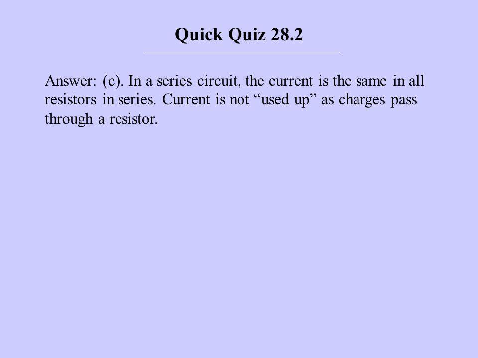 Quick Quiz 28.2