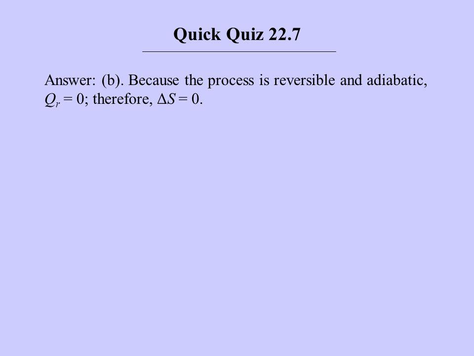 Quick Quiz 22.7 Answer: (b).