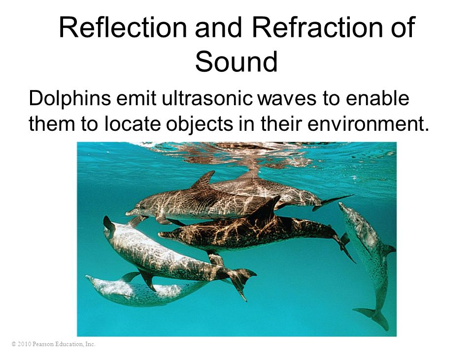 Reflection and Refraction of Sound