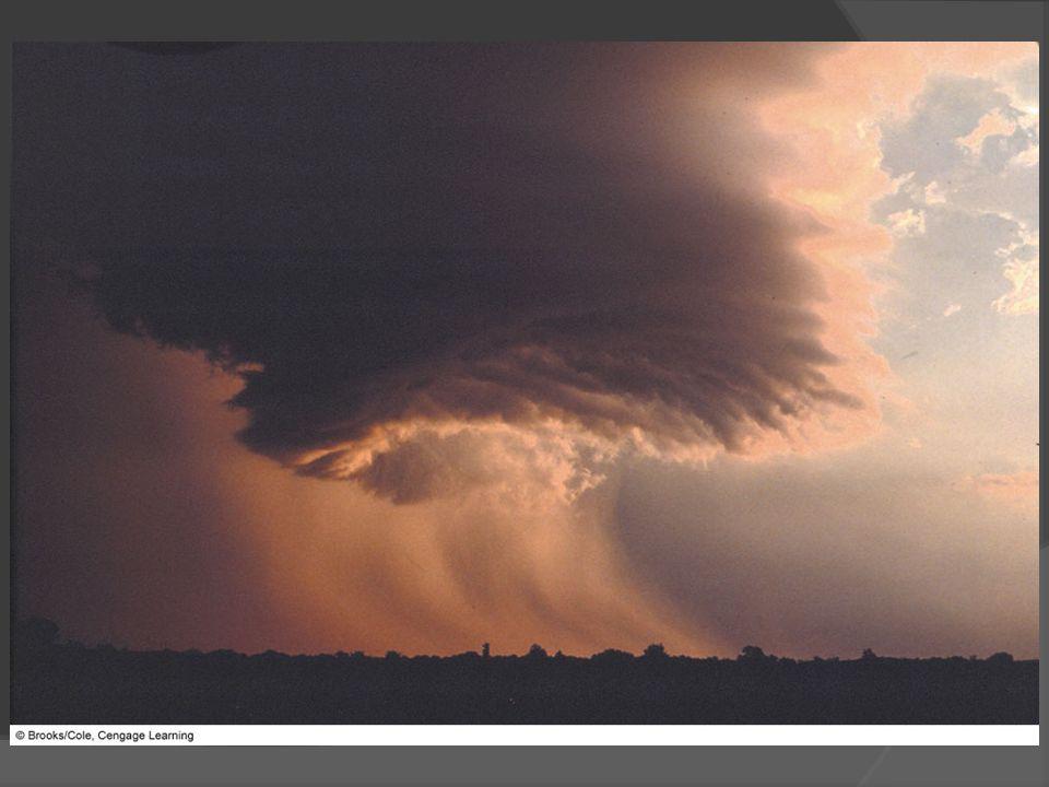 FIGURE 14.20 A wall cloud photographed