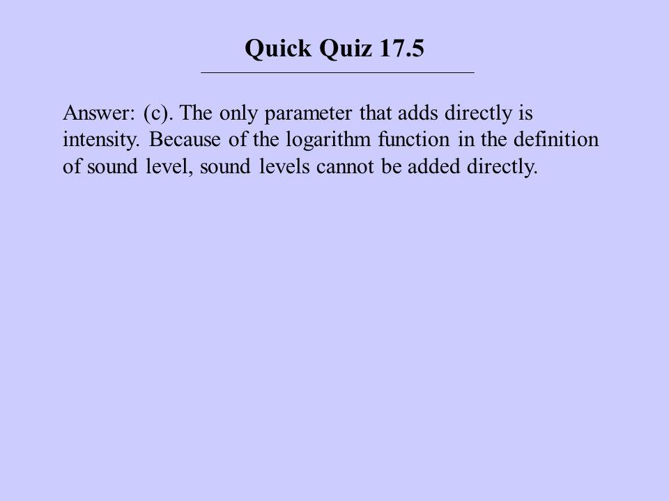 Quick Quiz 17.5