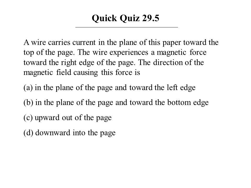 Quick Quiz 29.5