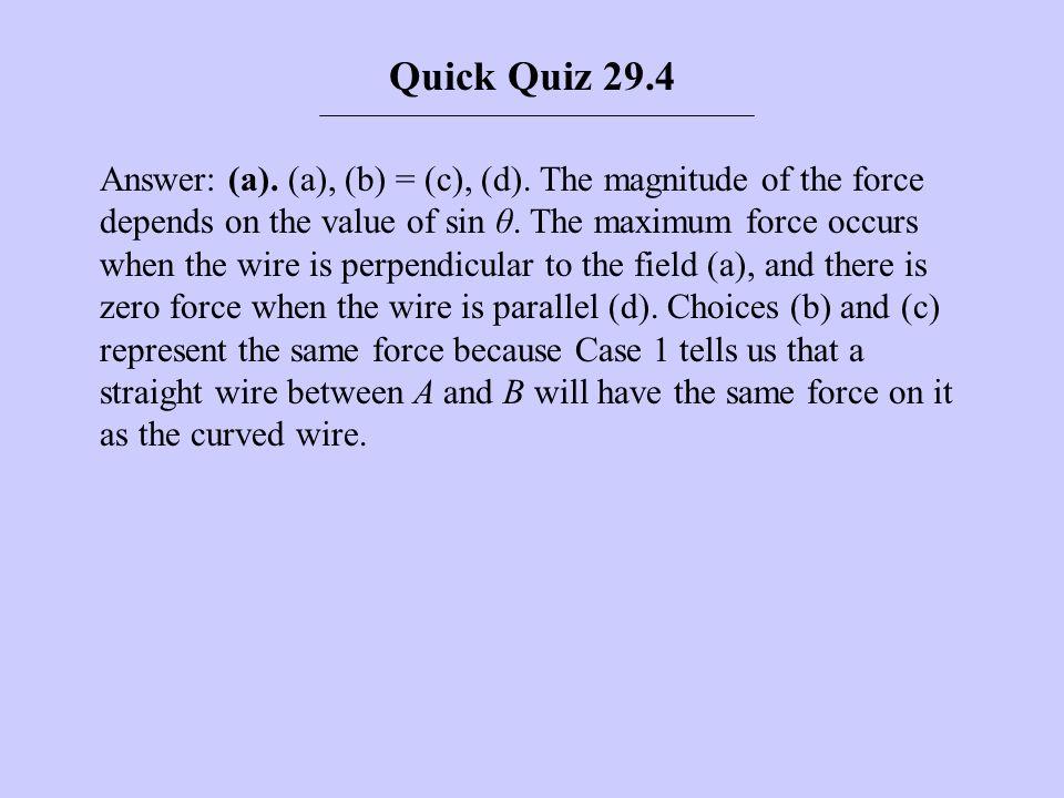 Quick Quiz 29.4
