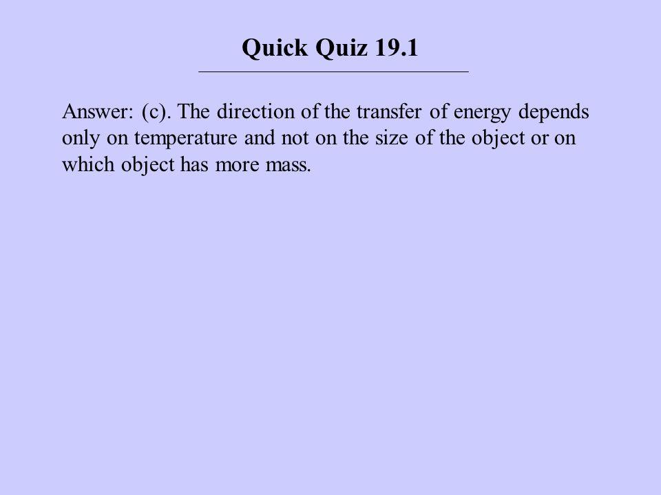 Quick Quiz 19.1