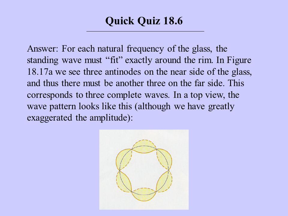 Quick Quiz 18.6