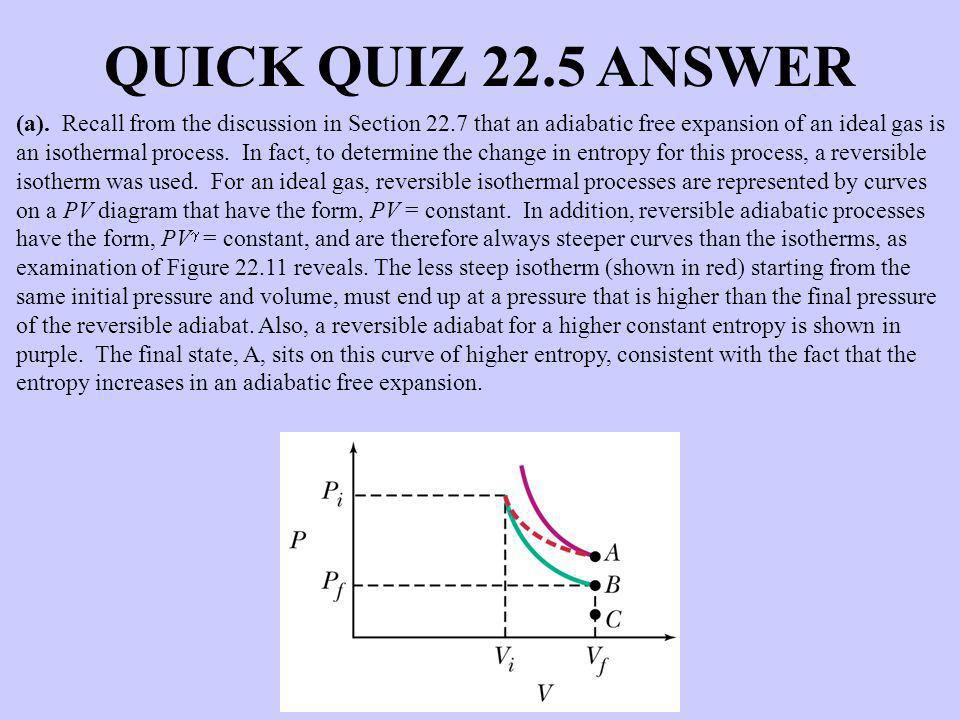 QUICK QUIZ 22.5 ANSWER
