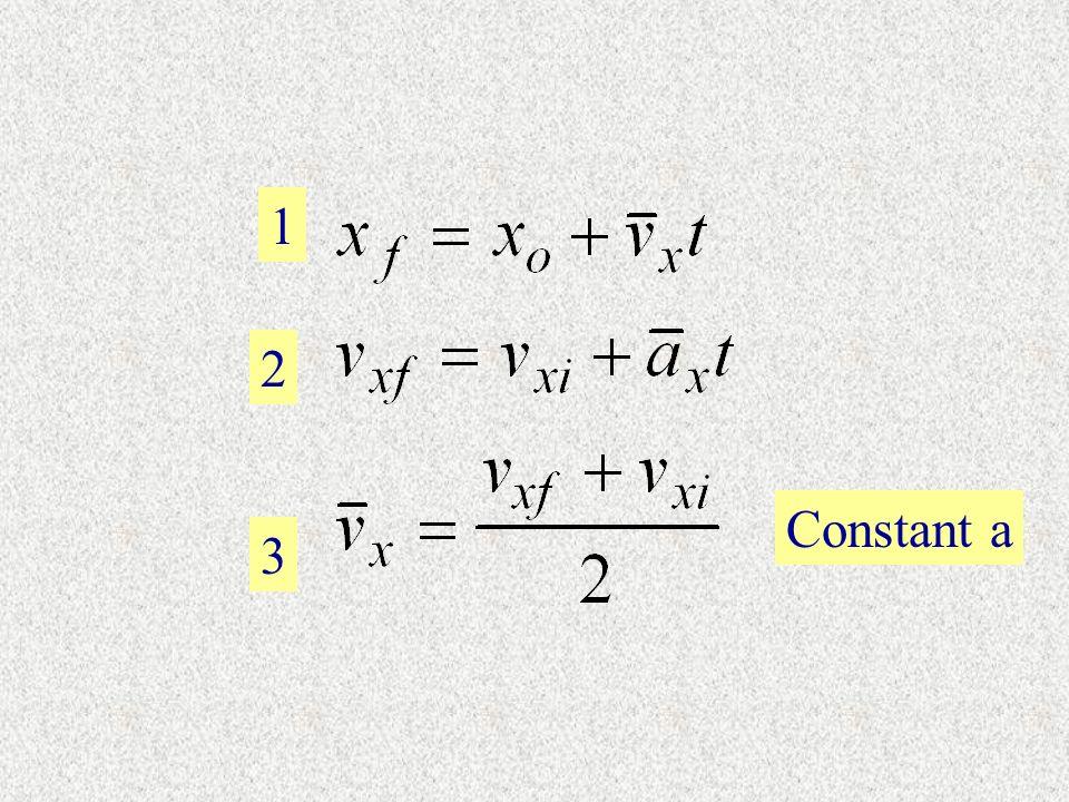 1 2 Constant a 3