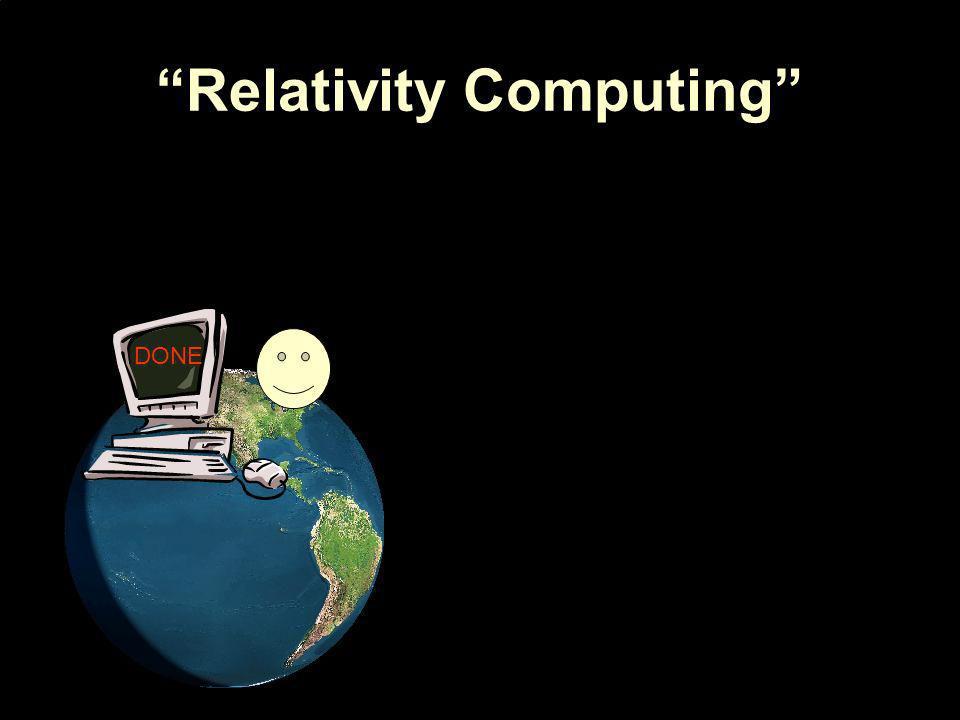 Relativity Computing