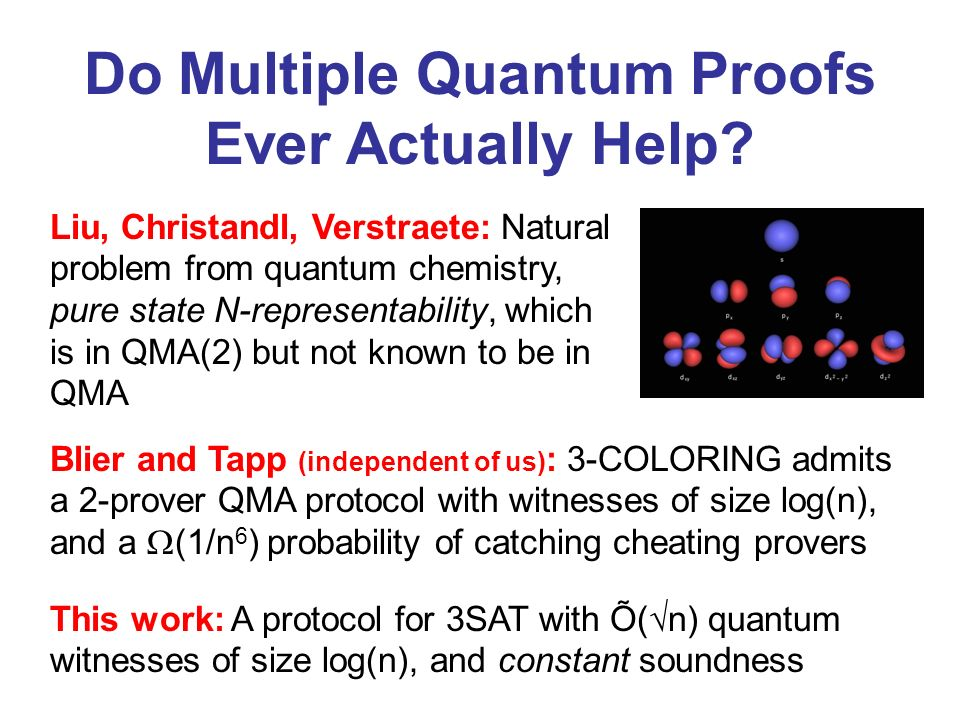 Do Multiple Quantum Proofs Ever Actually Help