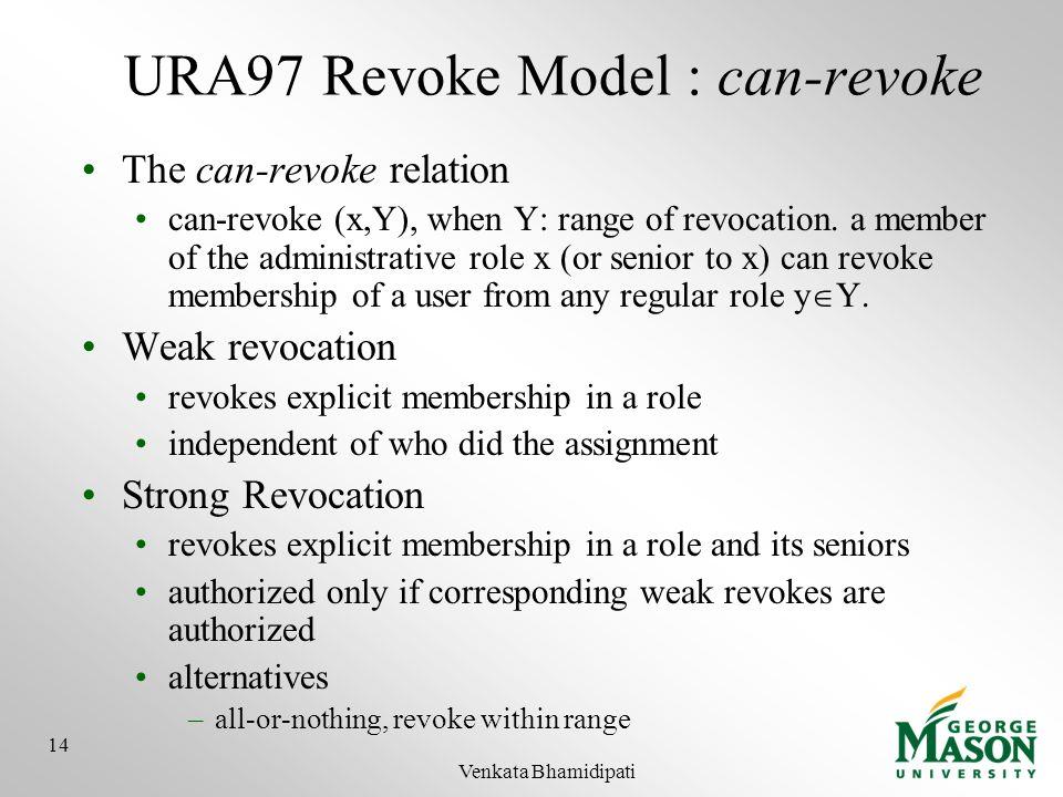 URA97 Revoke Model : can-revoke