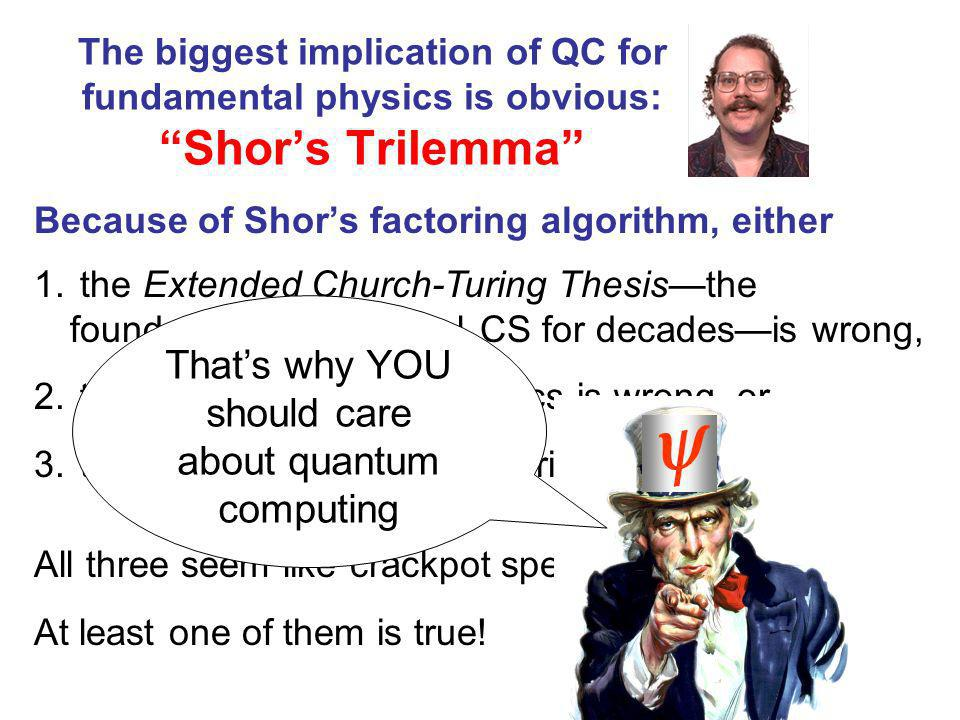 That's why YOU should care about quantum computing