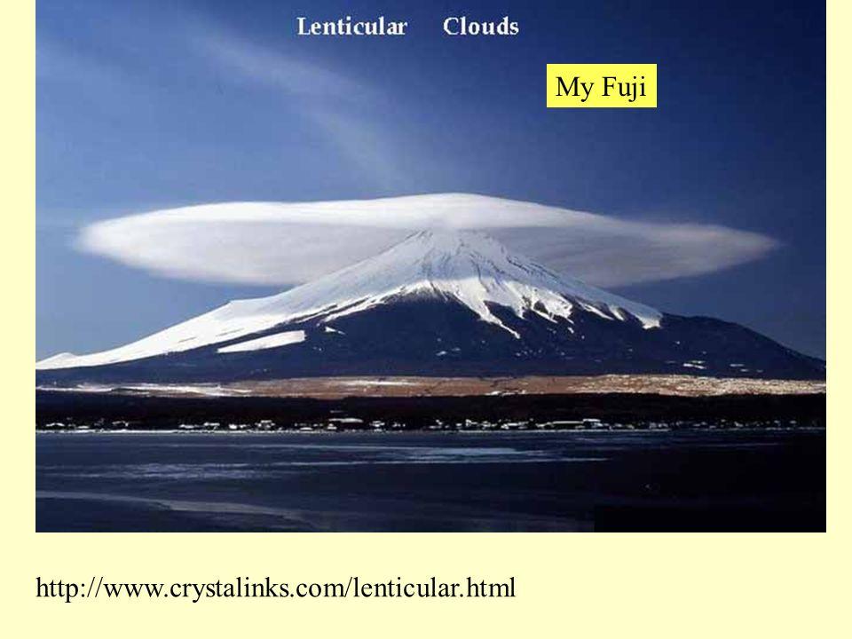 My Fuji http://www.crystalinks.com/lenticular.html