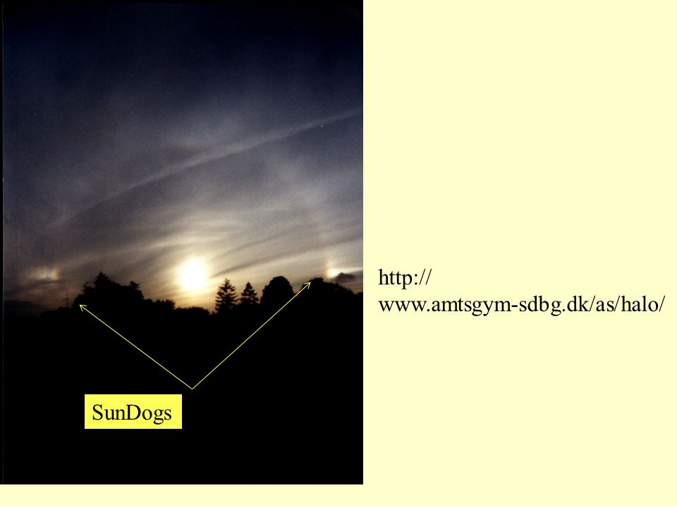 http:// www.amtsgym-sdbg.dk/as/halo/ SunDogs