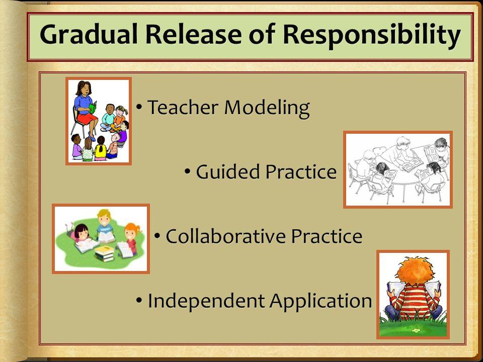 Gradual Release of Responsibility