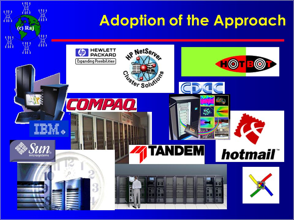 Adoption of the Approach
