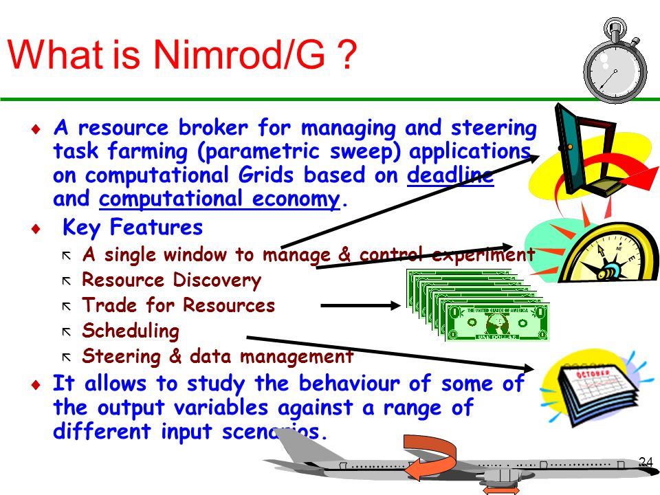 What is Nimrod/G