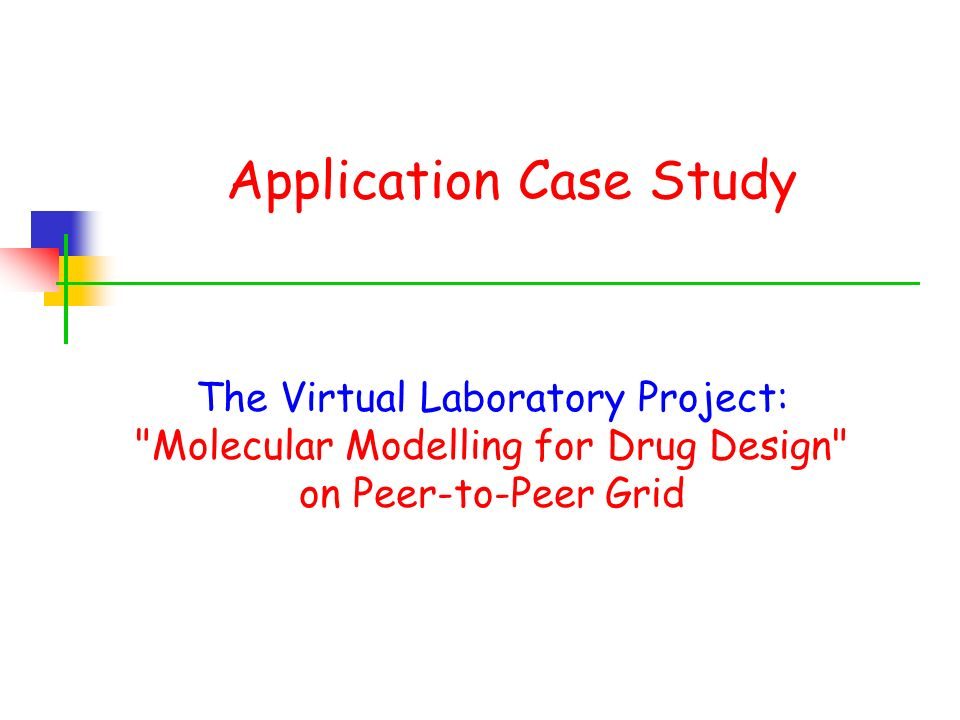 Application Case Study