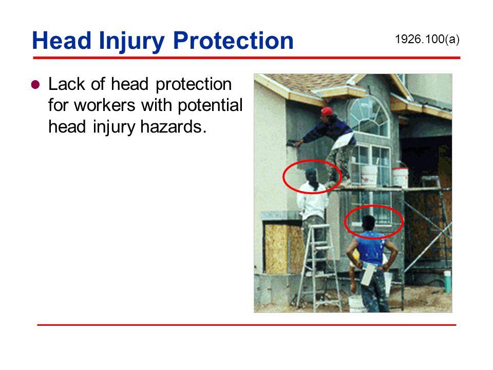 Head Injury Protection