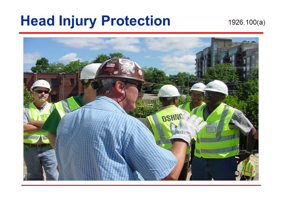 Head Injury Protection