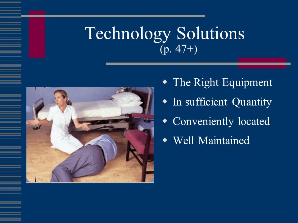 Technology Solutions (p. 47+)