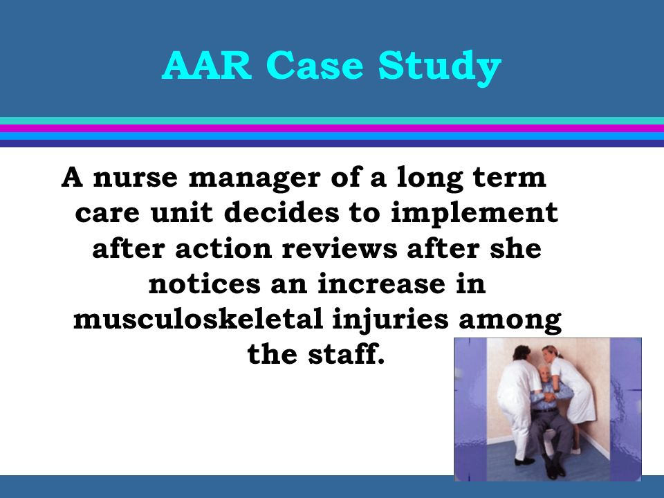 AAR Case Study
