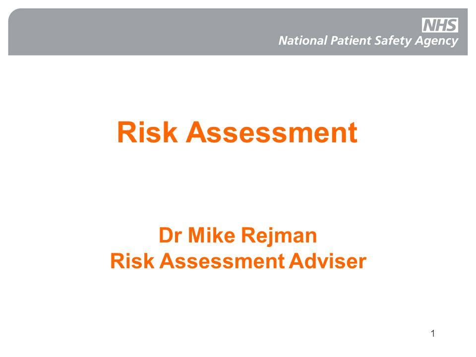 Risk Assessment Adviser