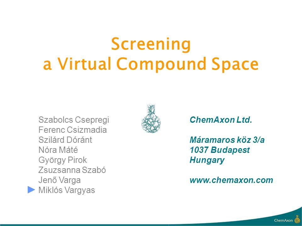 a Virtual Compound Space