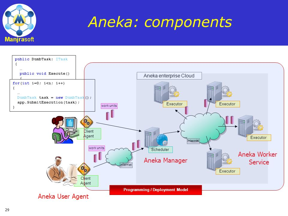 Programming / Deployment Model