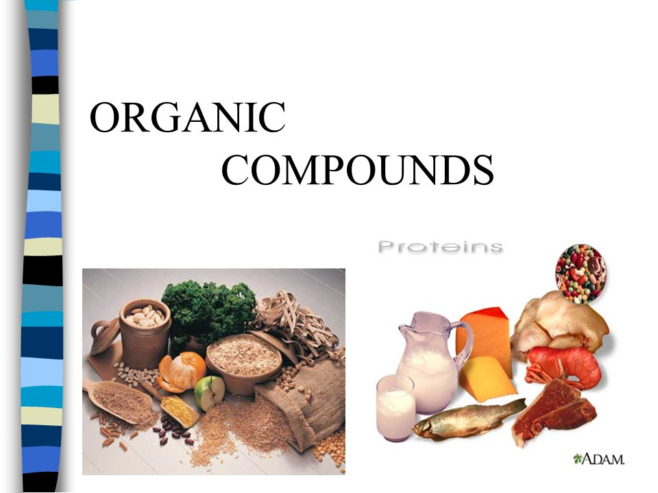 ORGANIC COMPOUNDS. - ppt download