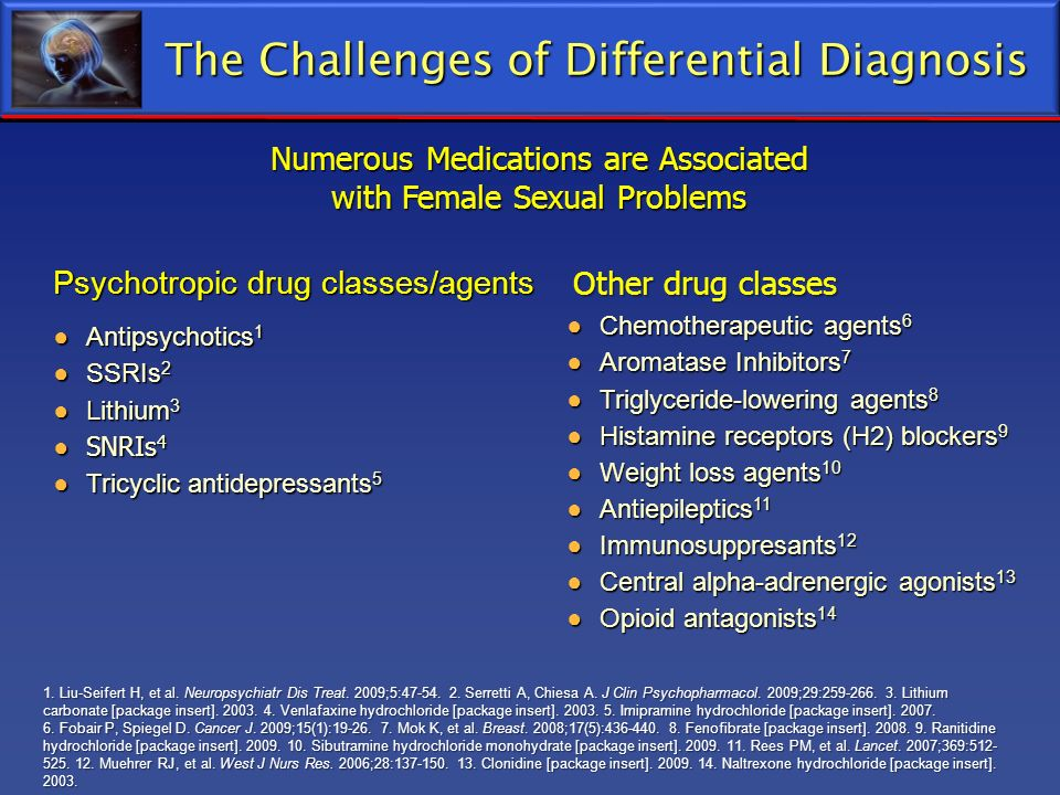 The Challenges of Differential Diagnosis