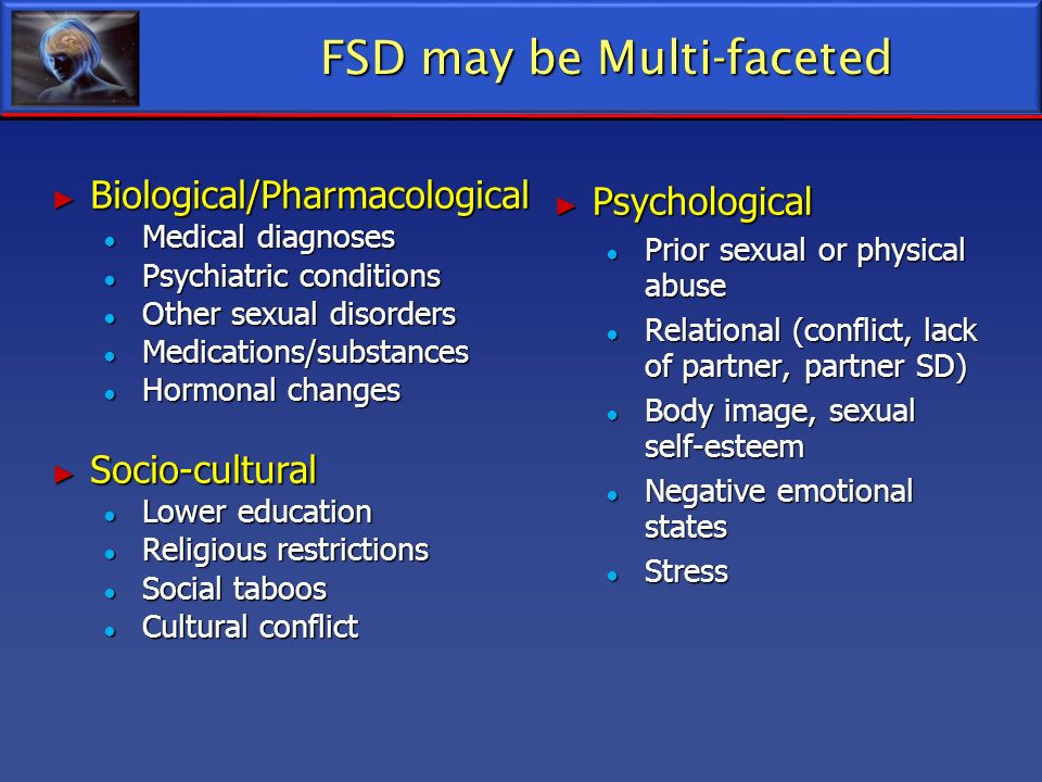 FSD may be Multi-faceted