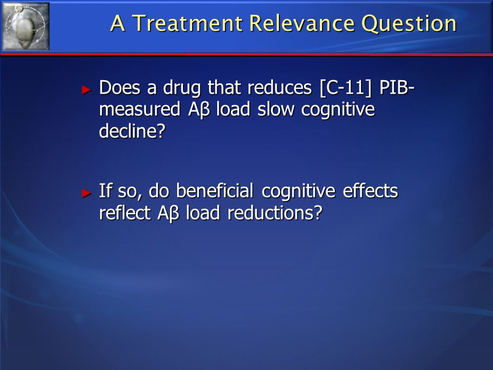 A Treatment Relevance Question