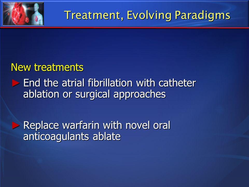 Treatment, Evolving Paradigms