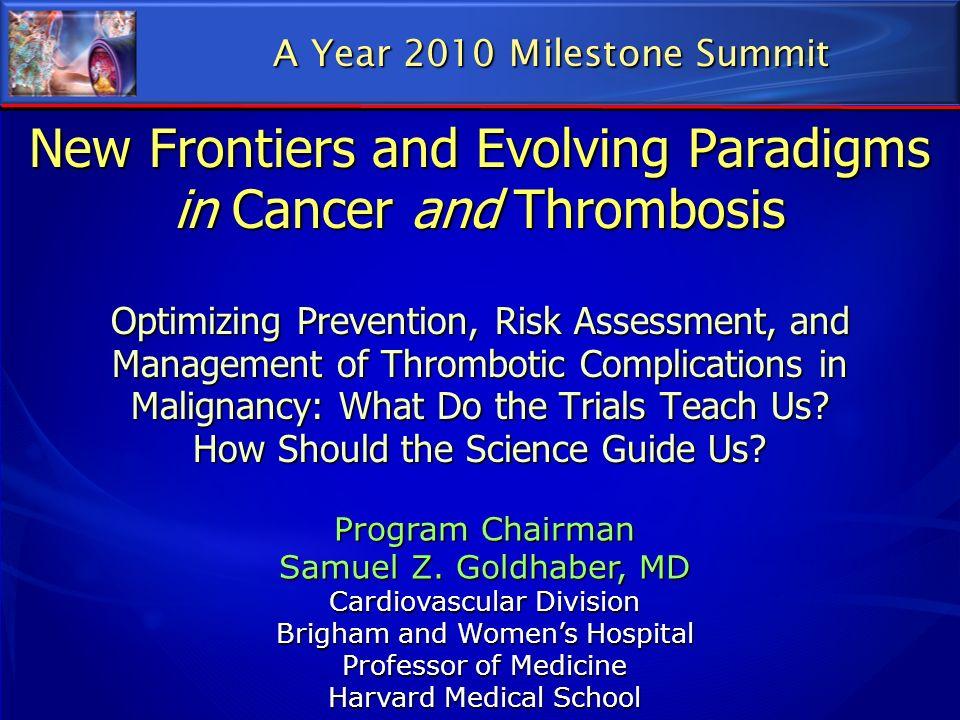 A Year 2010 Milestone Summit