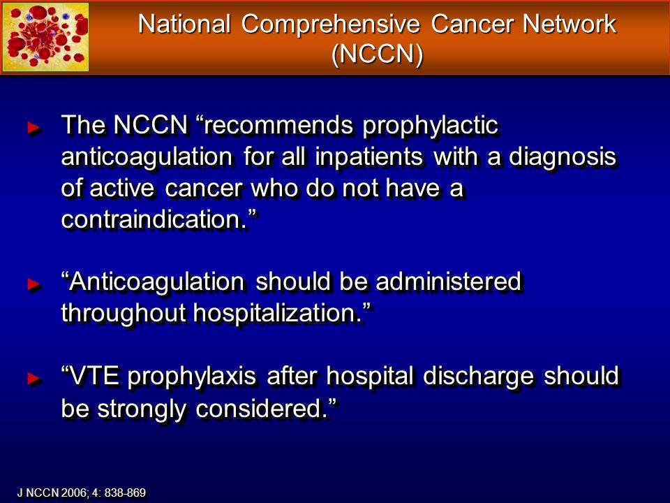National Comprehensive Cancer Network (NCCN)