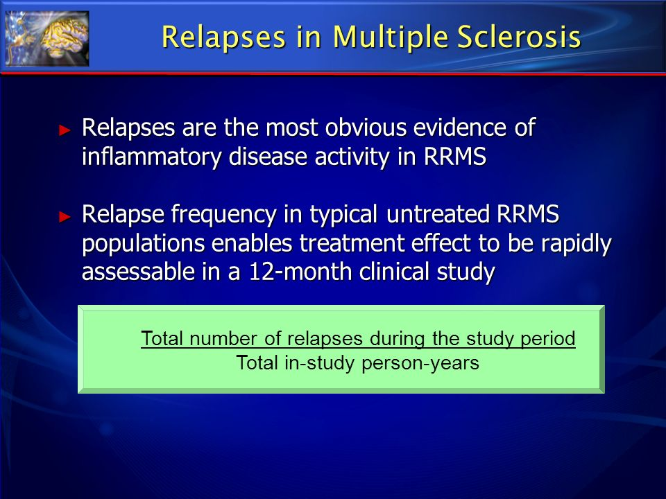 Relapses in Multiple Sclerosis
