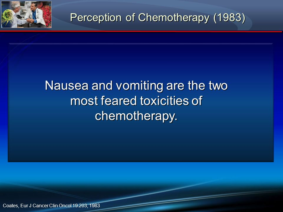 Perception of Chemotherapy (1983)