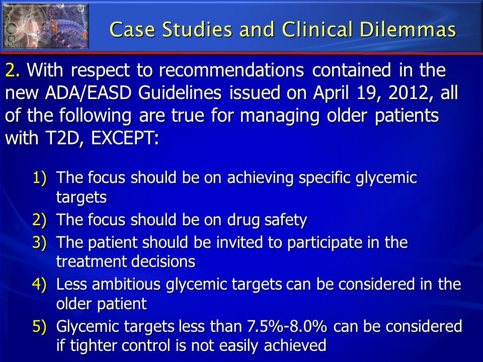 Case Studies and Clinical Dilemmas