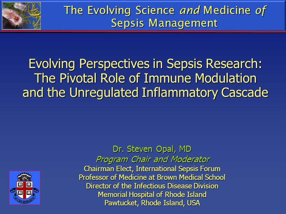 The Evolving Science and Medicine of