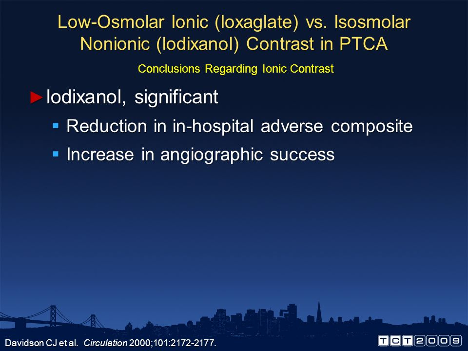 Iodixanol, significant