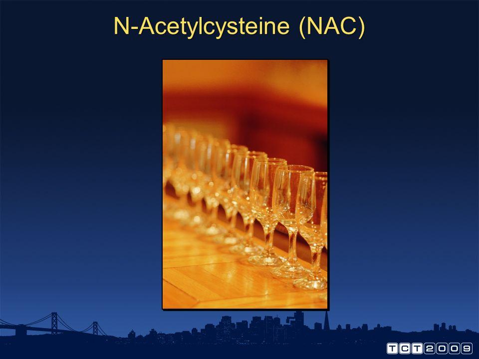 N-Acetylcysteine (NAC)
