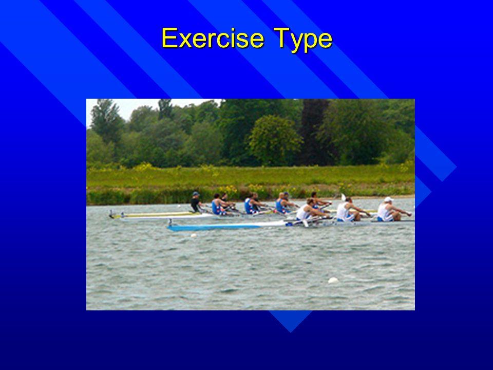 Exercise Type