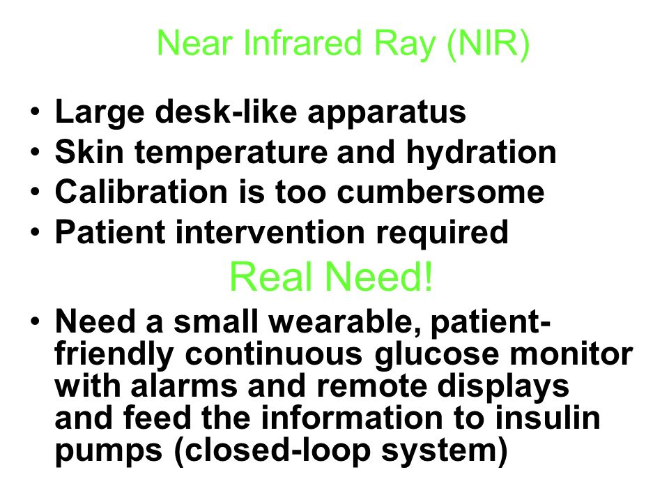 Near Infrared Ray (NIR)