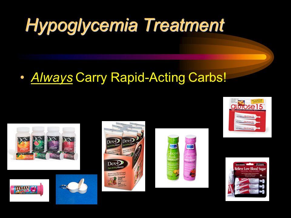 Hypoglycemia Treatment