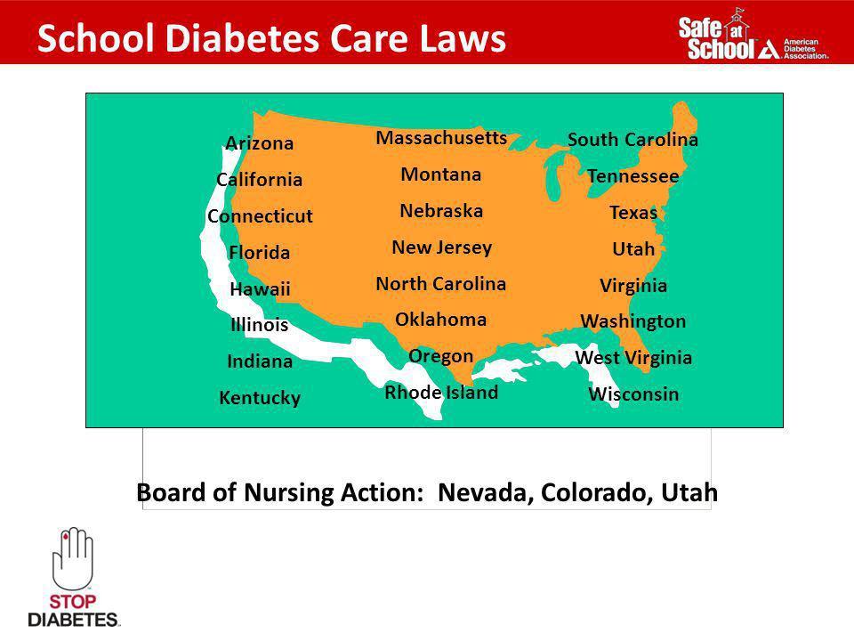 Board of Nursing Action: Nevada, Colorado, Utah