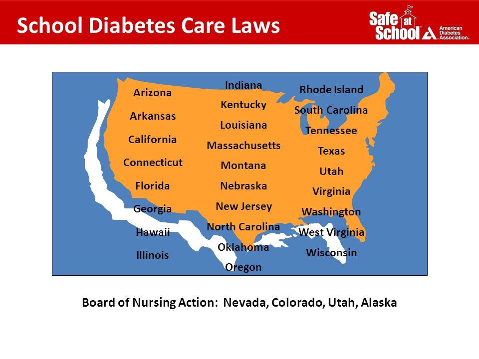 Board of Nursing Action: Nevada, Colorado, Utah, Alaska