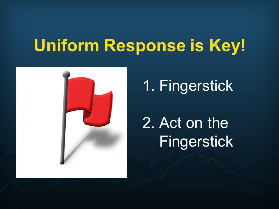 Uniform Response is Key!
