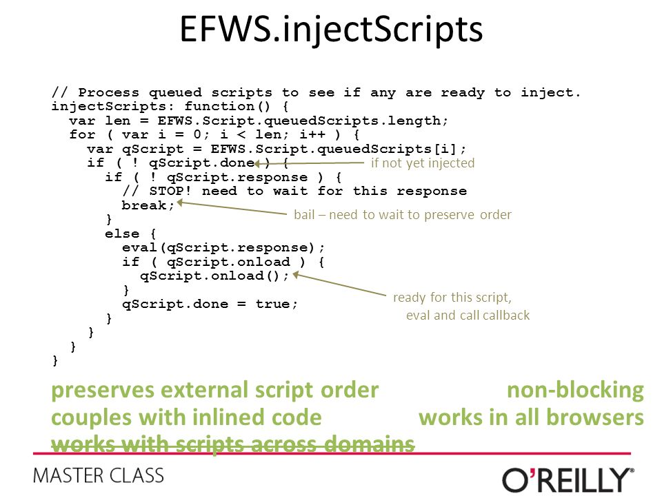 EFWS.injectScripts preserves external script order non-blocking